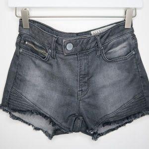AllSaints Biker Shorts